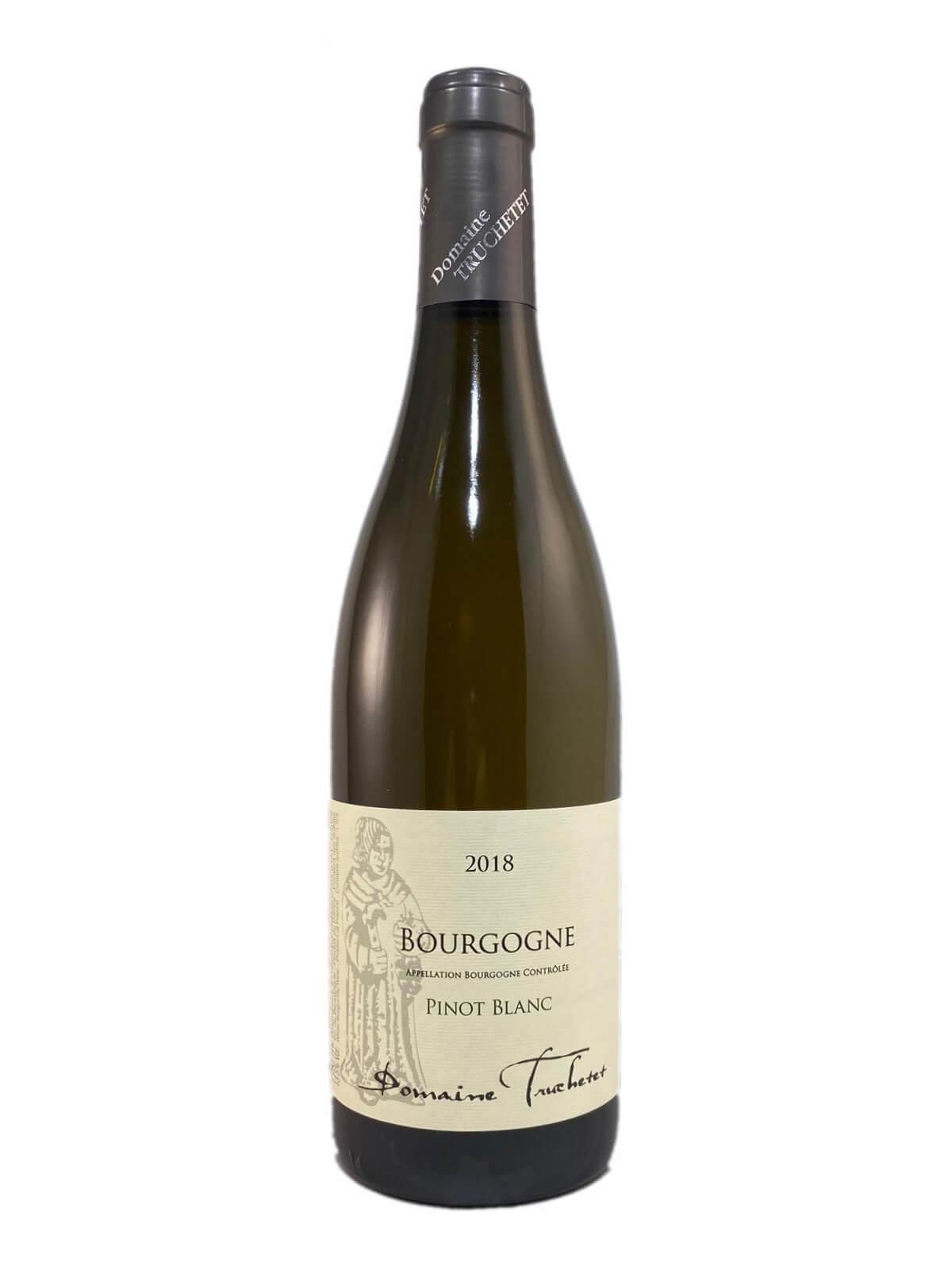 BOURGOGNE Pinot Blanc 2018 Domaine TRUCHETET