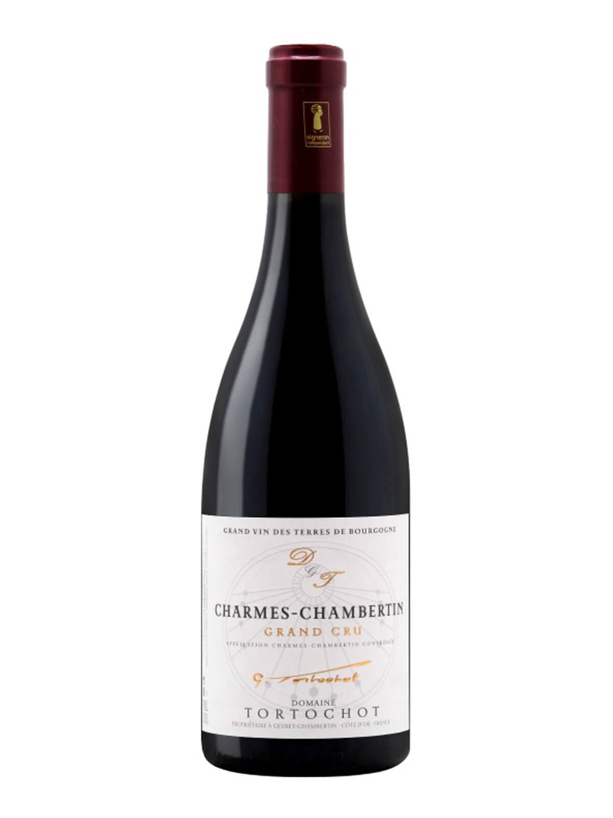 CHARMES CHAMBERTIN Grand Cru 2016 Domaine TORTOCHOT