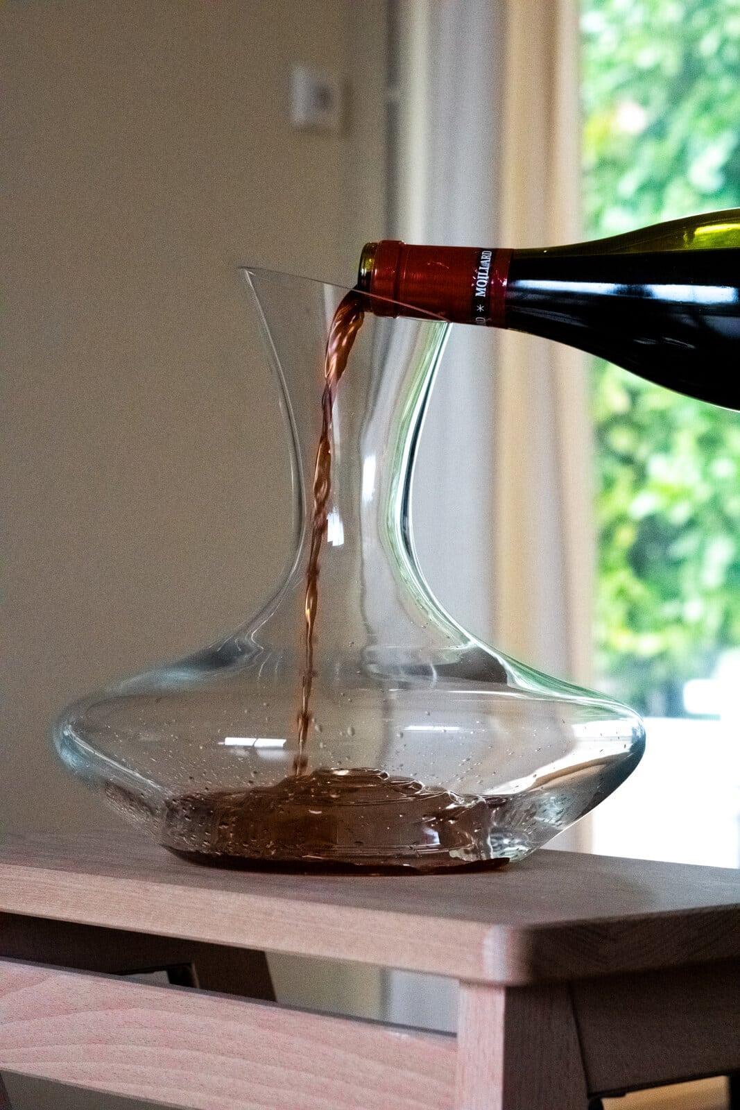 Carafe à vin Pollux
