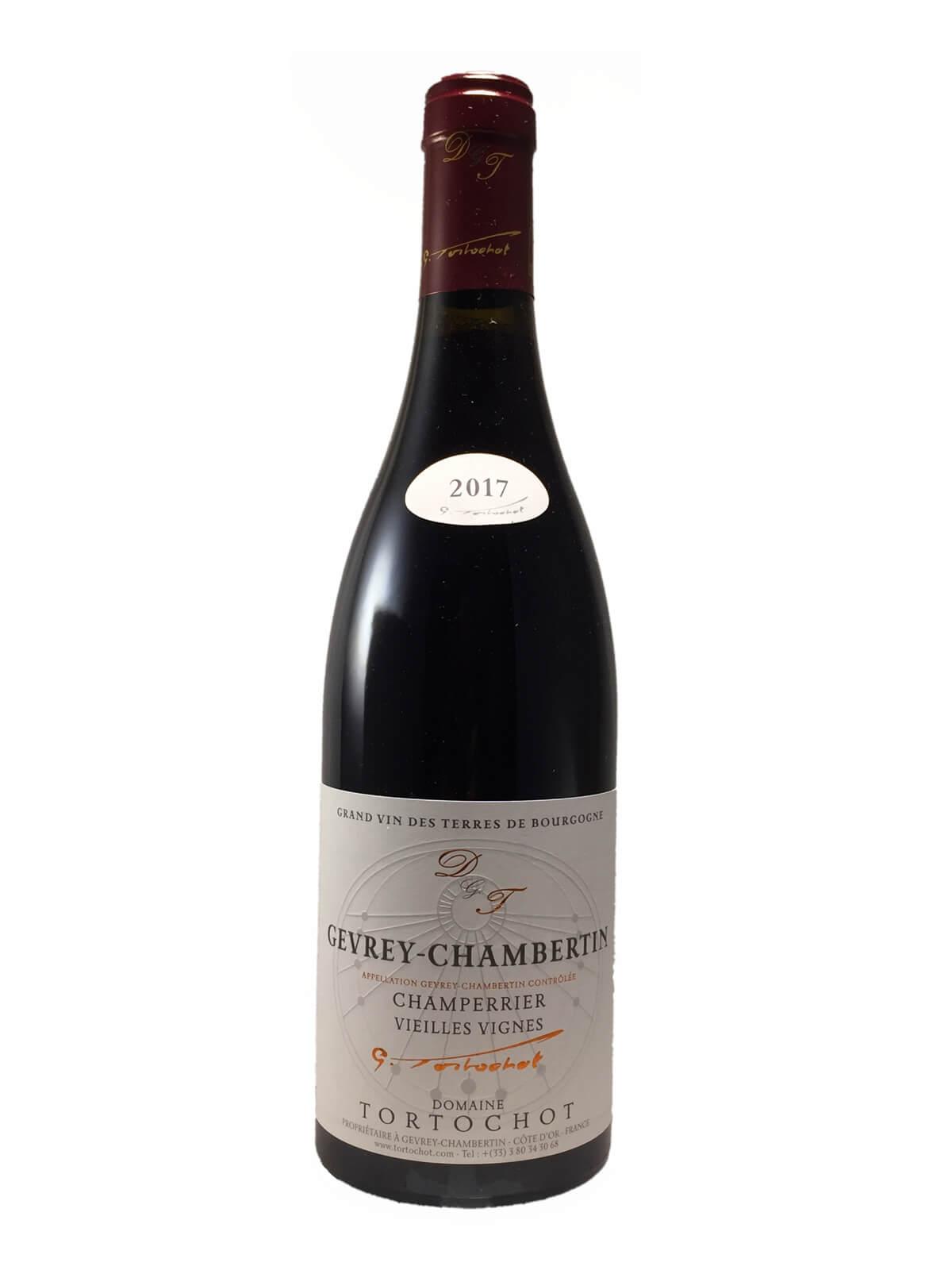 GEVREY CHAMBERTIN Champerrier Vieilles vignes 2017 Domaine TORTOCHOT