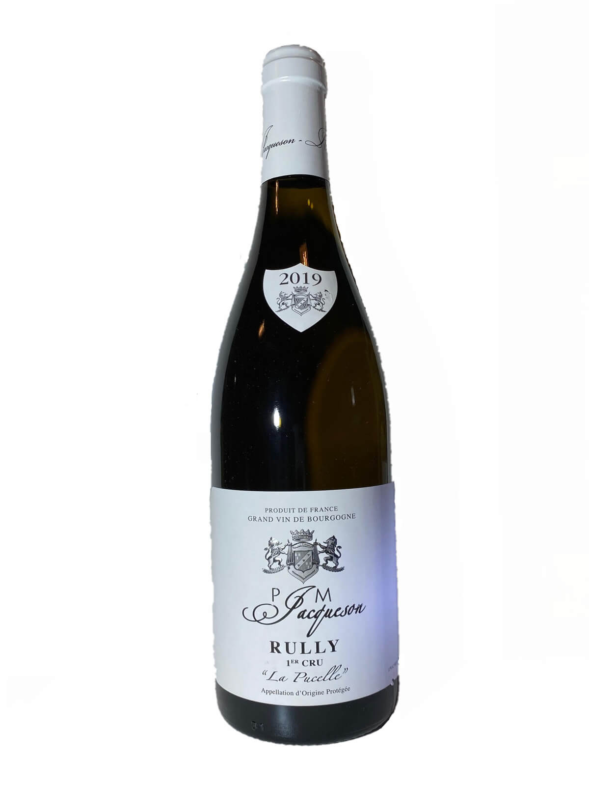 Rully 1er cru la pucelle domaine jacqueson